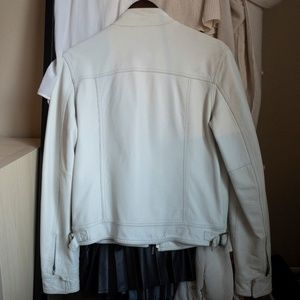Express Jackets & Coats - Express 100% genuine leather jacket